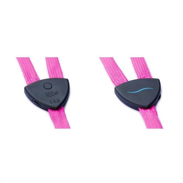hi-Fun hi-String Cipőfűző fülhallgató, pink (13200)