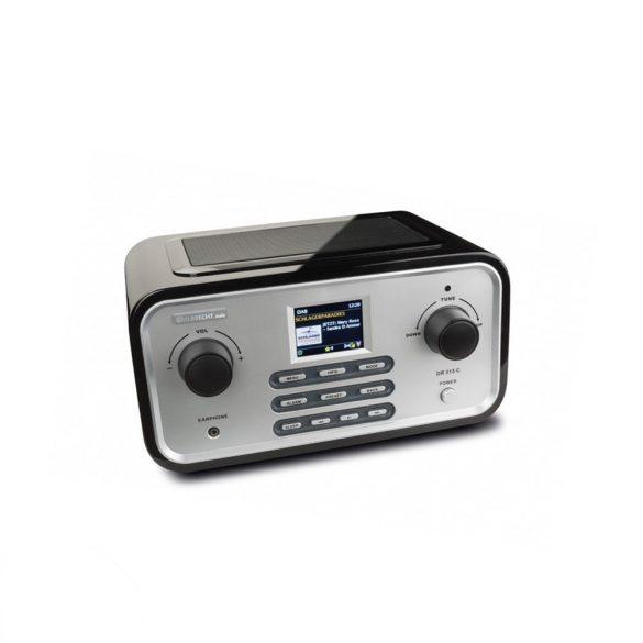 Albrecht DR 315 C FM/DAB Internetes rádió, színes kijelzővel (27343)