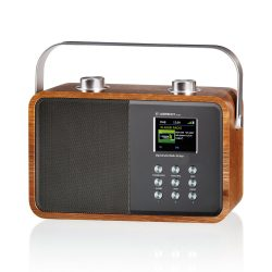 Albrecht DR 850 internetes rádió, színes kijelzővel (27385)