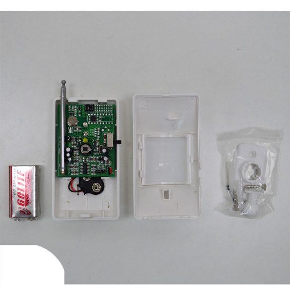PNI Vezeték nélküli PIR mozgásérzékelő szenzor 433MHz (A003)