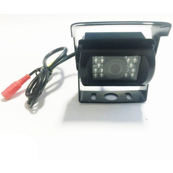 Autóbuszos/teherautós, fém, éjjellátó tolatókamera (AV-LAB5040)