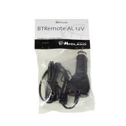 Midland Univerzális autós töltőadapter, 12-24V, hajlított mini USB csatlakozóval (C1043)