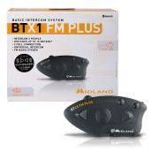 Midland BTX1 FM Plus motoros kommunikációs rendszer, 1db (C1142.04)