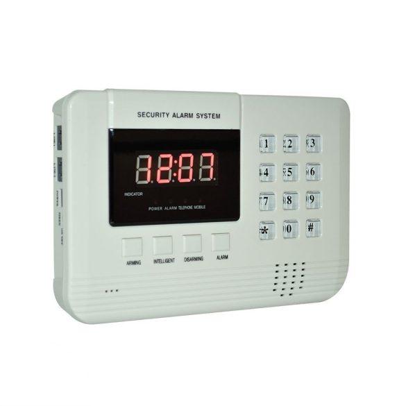 PNI Vezeték nélküli GSM riasztórendszer, 2 érzékelővel, szirénával (PG200)