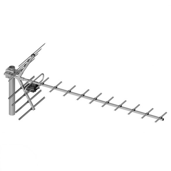 PNI DVB-T2 TV antenna, 14dB (PNI-19DB-DVB)