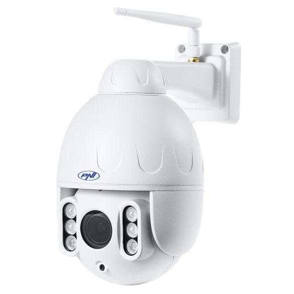 PNI 2.0Mp-es, FullHd, mini PTZ, IP robotkamera WiFi-vel, microSd foglalattal, 5x zoom (PNI-652W)