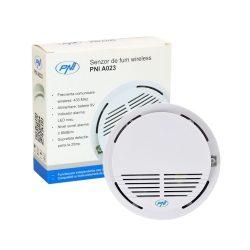 PNI Vezeték nélküli füstérzékelő 433MHz (PNI-A023)