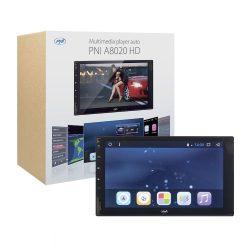 PNI 2 dines, 7 colos érintő kijelzős Android multimédia lejátszó+WiFi+GPS (PNI-A8020)