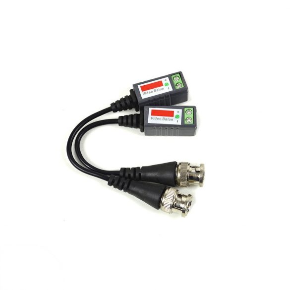 PNI 1 csatornás passzív video balune 2db/csomag (PNI-ACCTVVB)