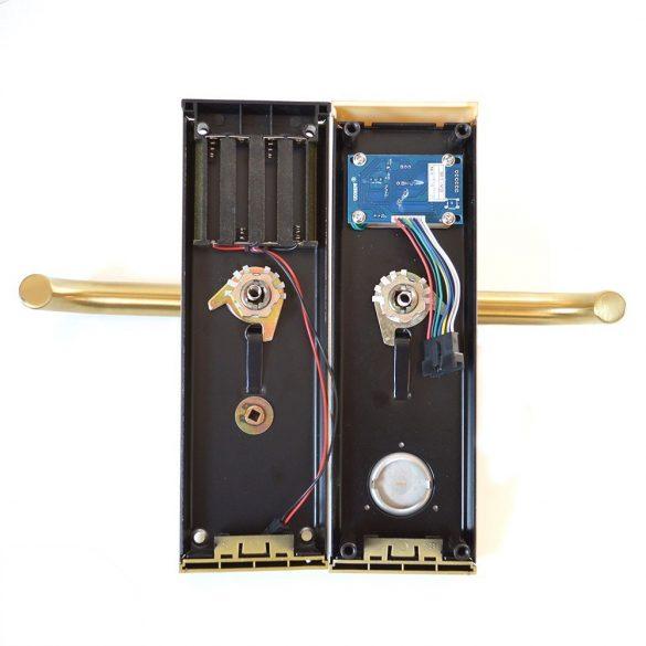 PNI Szállodai beléptető ajtózár, kártyaolvasóval (PNI-CH2000LG)