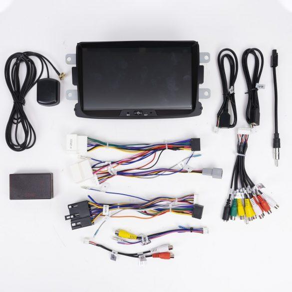 PNI Android 10, GPS-es multimédia lejátszó, Dachia, Renault modellekhez (PNI-DAC10)