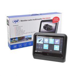 PNI Fejtámlába épített, érintőképernyős DVD és multimédia lejátszó (PNI-DB900)