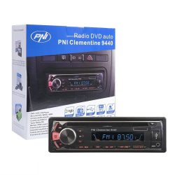 PNI DVD és multimédiás, Bluetooth autórádió (PNI-DVD-9440)