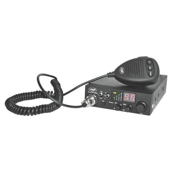 PNI CB rádió 12V, 40 csatornás AM/FM (PNI-HP8000L)