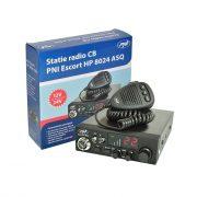 PNI CB rádió 12/24V, ASQ, AM/FM (PNI-HP8024)