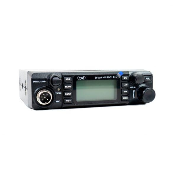 PNI CB rádió 12V, AM/FM, többszínű kijelzővel (PNI-HP9001)