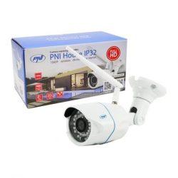 PNI 2.0Mp-es FullHd, WiFi, IP csőkamera microSd kártya foglalattal (PNI-IP32)
