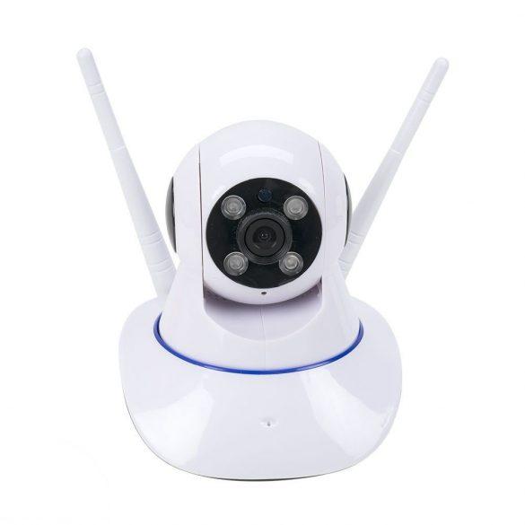 PNI FullHd beltéri, éjjellátó robotkamera WiFi-vel (PNI-IP920W)