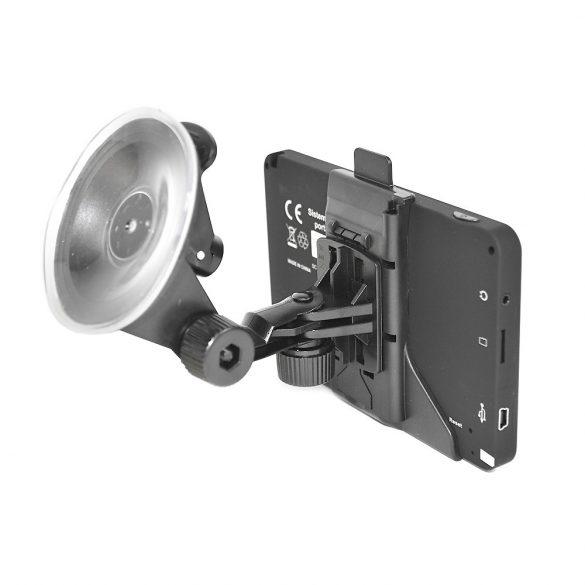 "PNI 5"" Multimédiás GPS navigáció FM transmitterrel (PNI-L510S)"