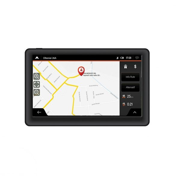 "PNI 7"" Multimédiás GPS navigáció FM transmitterrel (PNI-L808)"
