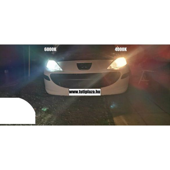 PNI Autós LED fényszóró izzó, H1 PH, 6000K, 8000LM, 2db (PNI-LEDH1-P60K)