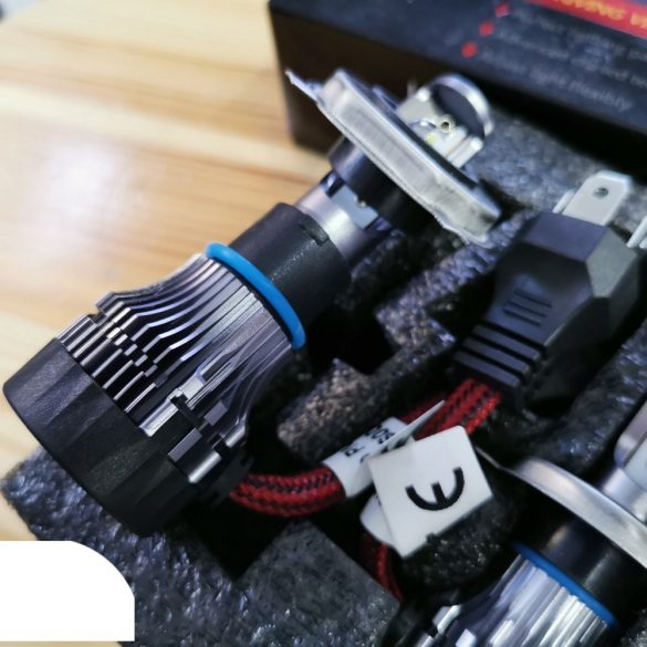 PNI Autós LED fényszóró izzó, H4 M9, 6000K, 2db (PNI-LEDH4-160K)