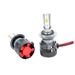 PNI Autós LED fényszóró izzó, H7 M9, 6000K, 2db (PNI-LEDH7-160K)