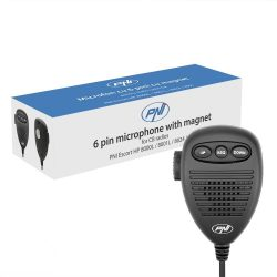 PNI 6 PIN-es CB rádió mikrofon (PNI-MK80M)