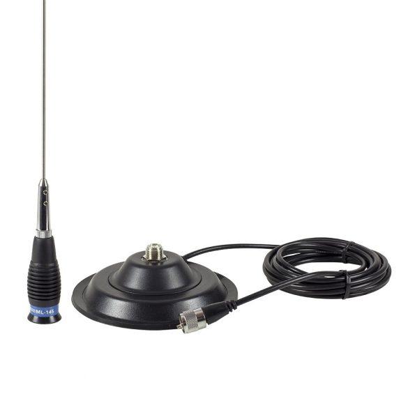 PNI ML145 CB antenna, 145cm, mágneses talppal (PNI-ML145MAG)