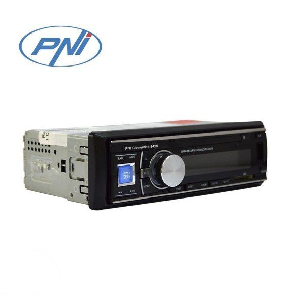 PNI Mp3-as autórádió többszínű kijelzővel (PNI-MP3-8425)