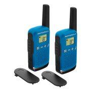 Motorola TALKABOUT T42 adó-vevő készülék, 4km-es hatótávolsággal (PNI-MTAT42B)