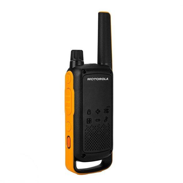 Motorola TALKABOUT T82 EXTREME adó-vevő készülék, 10km-es hatótávolsággal (PNI-MTAT82E4)
