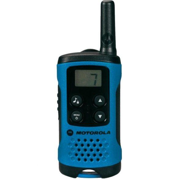 Motorola TLKR T41 adó-vevő készülék, 4km-es hatótávolsággal (PNI-MTKRT41B)