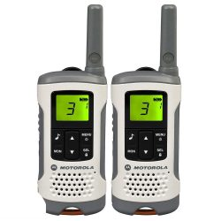 Motorola TLKR T50 akkumulátoros adó-vevő készülék, 6km-es hatótávolsággal (PNI-MTKRT50W)