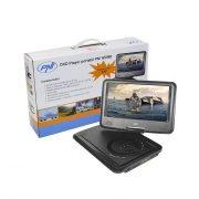 PNI Hordozható akkumulátoros autós DVD és multimédia lejátszó (PNI-NS989)