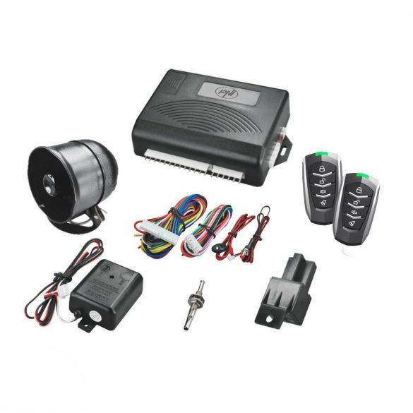 PNI Komplett autóriasztó és központi-zár vezérlő csomag (PNI-OV288)