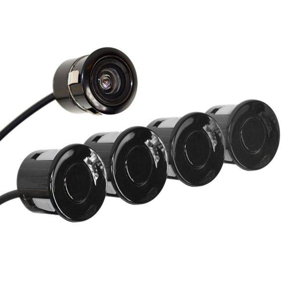 PNI Tolatóradar és kamera, visszapillantóba épített kijelzővel (PNI-P05A)
