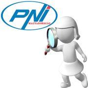 PNI UHF akkumulátoros adó-vevő készlet, 10km hatótáv (PNI-PMR-R20)