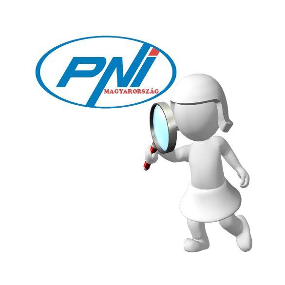 PNI 15km-es, akkumulátoros UHF adó-vevő, dokkolóval (PNI-PMRR16)