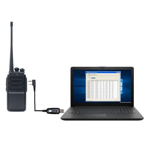 PNI Programozó készlet PNI PMR R20 és R30 rádióállomásokhoz (PNI-PSR2030)