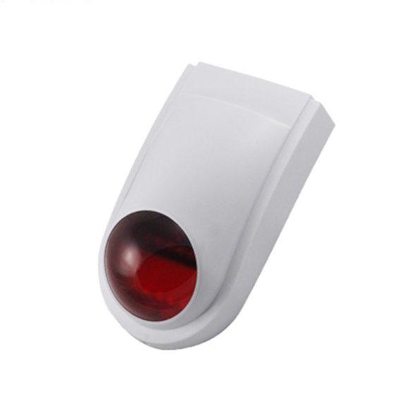 PNI Vezeték nélküli kültéri fény és hangjelző sziréna PNI-SHS550 központhoz (PNI-S007)