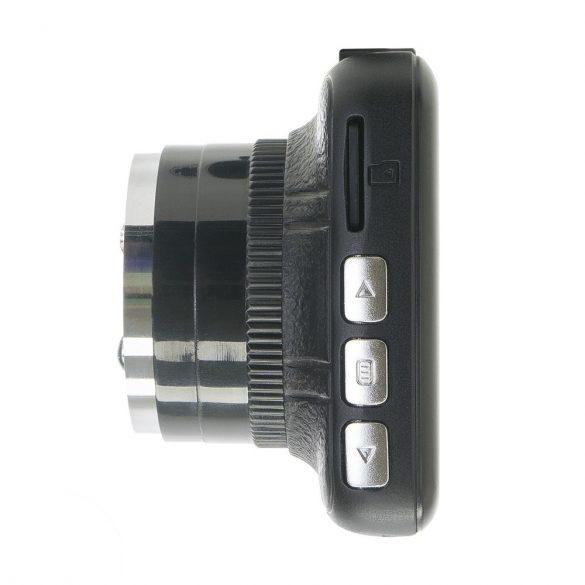 PNI Nagy kijelzős, fém, FullHD menetrögzítő +16Gb microSD (PNI-S1250)