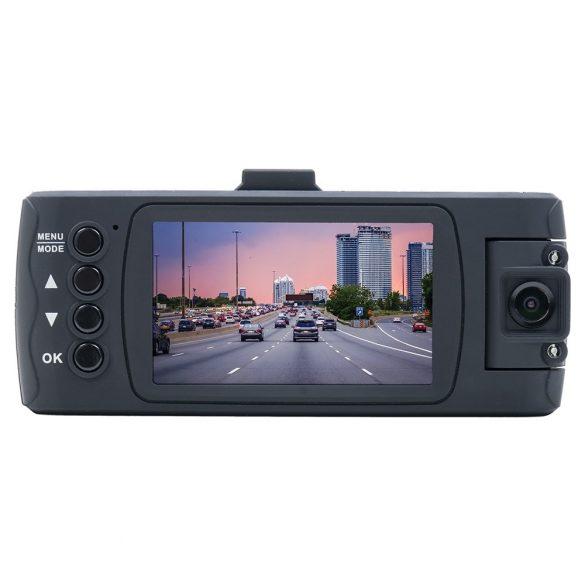 PNI Dupla kamerás, FullHD menetrögzítő (PNI-S1400)
