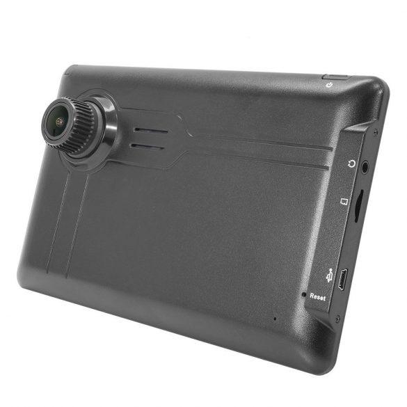 """PNI 7"""" Android GPS navigáció menetrögzítő kamerával (PNI-S906)"""