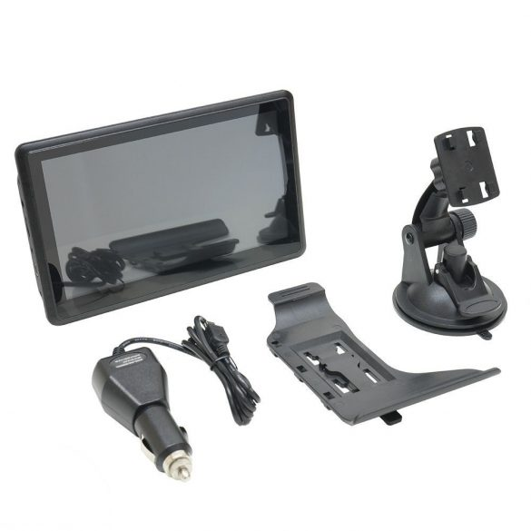 """PNI 7"""" Android GPS navigáció menetrögzítő kamerával (PNI-S916)"""