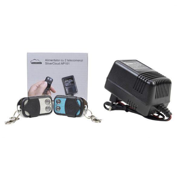 SilverCloud Mágneszár távirányítós vezérlőegység/táp (PNI-SCAP101)