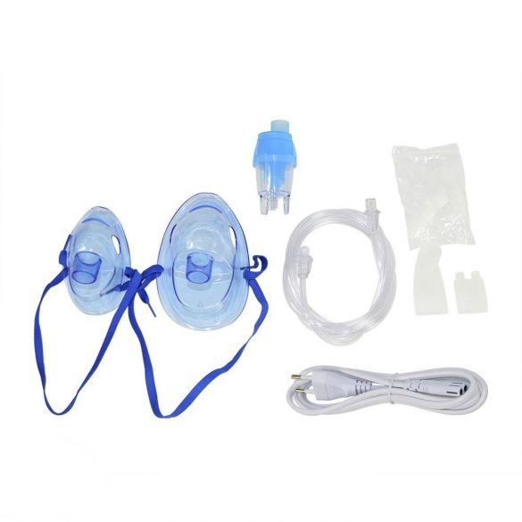 SilverCloud Aeroszolos inhalátor berendezés, kompresszorral (PNI-SCAPR300)