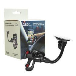 SilverCloud Univerzális, flexibilis vákuumos telefontartó (PNI-SCED01)