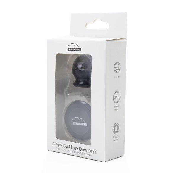 SilverCloud Univerzális, 360° fokos, mágneses telefontartó (PNI-SCED360)