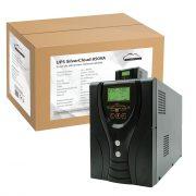 SilverCloud szünetmentes szinuszos tápegység LCD kijelzővel 850VA/600W (PNI-SCP850)